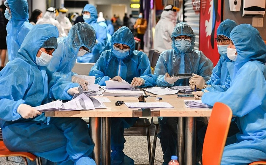 Vietnam Covid-19 Updates (September 23): Vietnam Records 11,525 New Cases Over 24 Hours