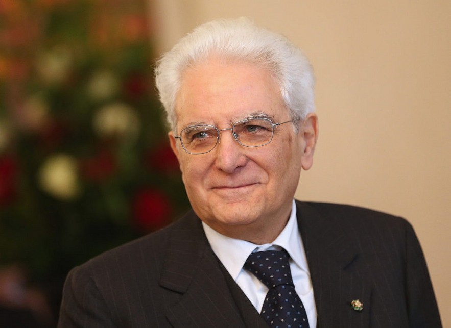 Italian President Sergio Mattarella: Biography, Early Life & Career