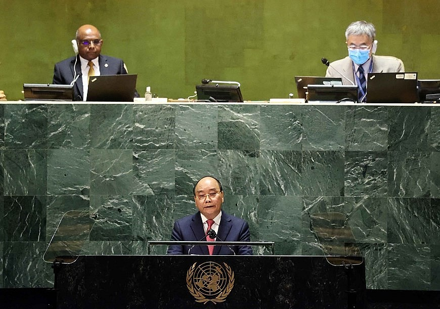President Works With Enterprises, United Nations Bodies During Trip to US