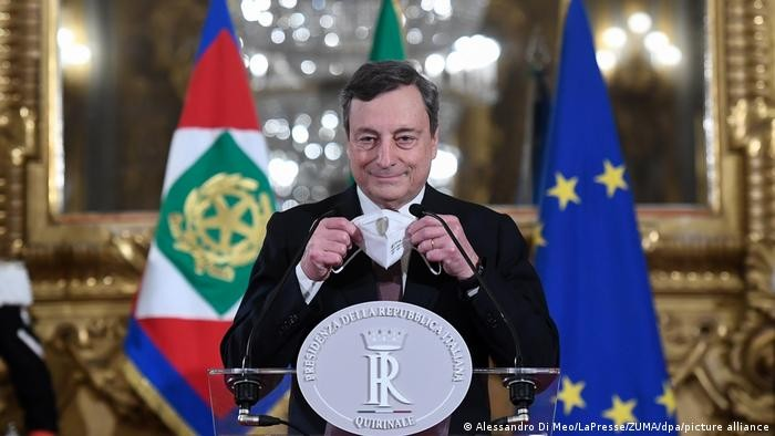 Italian Prime Minister Mario Draghi: Biography, Early Life & Career
