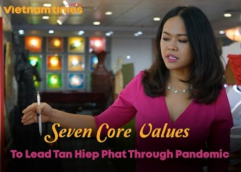 The Seven Core Values Leading Tan Hiep Phat Through Pandemic Confusion