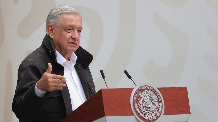President of Mexico Andrés Manuel López Obrador: Biography, Early Life & Career