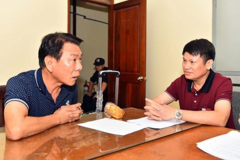 drug trafficking tricks of former korean police and his partner