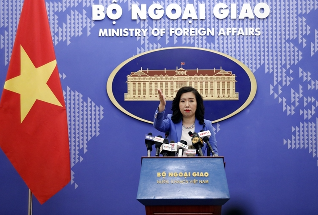vietnam wants early resumption of asean china talks on bien dong sea code conduct