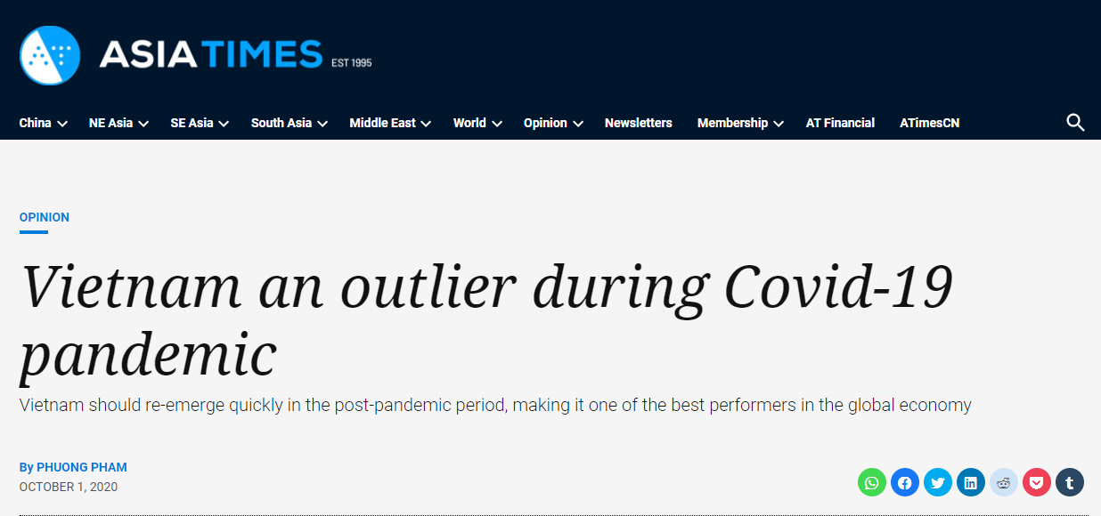 covid 19 updates october 3 asia times applauds vietnams achievements amid covid 19