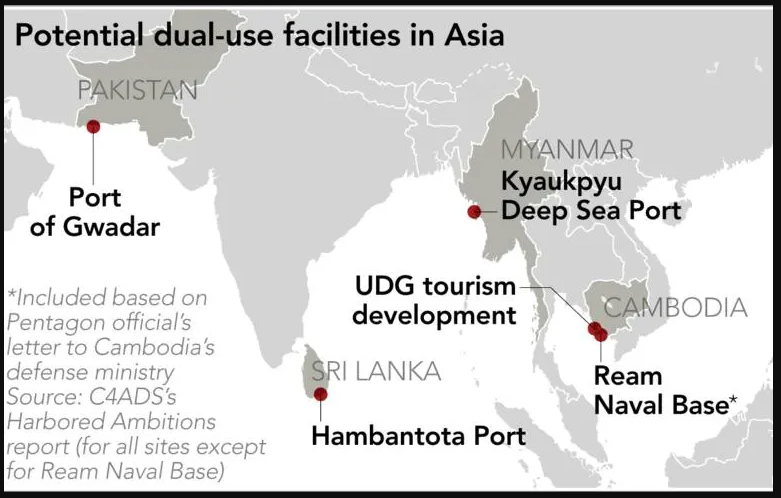 us funded facility in cambodia razed in preparations for china backed bases