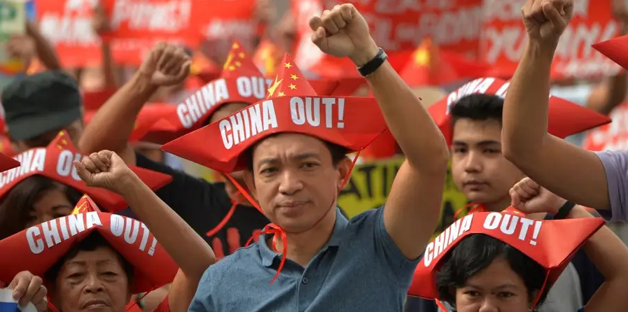 the risk of china setting up military bases in southeast asia
