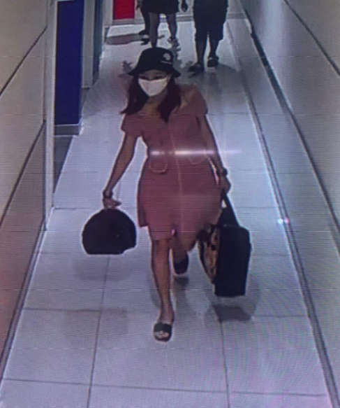 unbelievable details in the suspect case of a female robbing 2 billion vnd