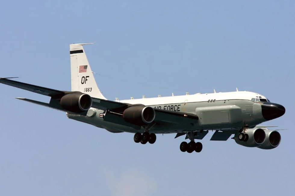 us sends 60 spy planes close to china in september beijing think tank