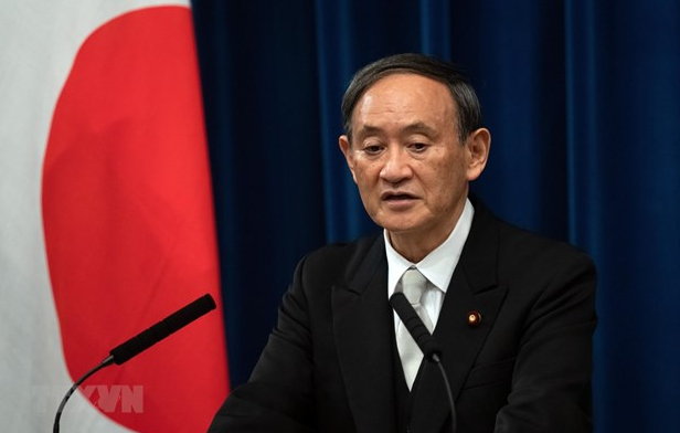 vietnams foreign ministry confirms japanese pm suga yoshihides visit