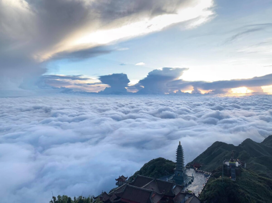 top cloud hunting locations in the last months of the year