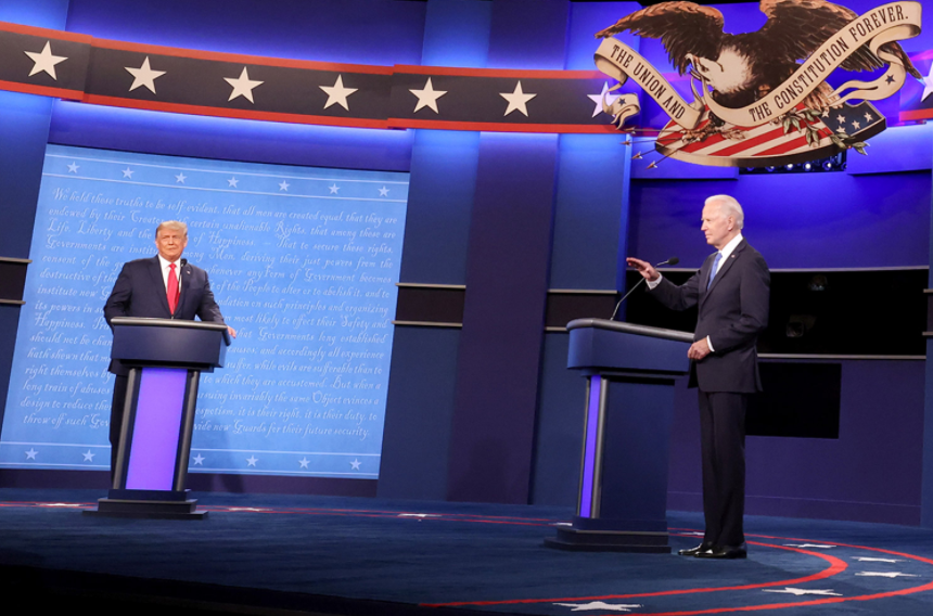 US final presidential debate highlights & experts grading