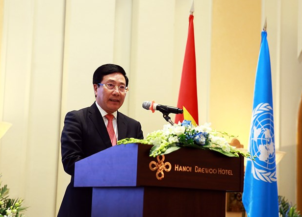 Deputy PM: United Nations to remain as lighthouse for multilateralism
