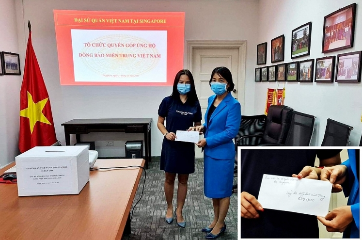 vietnamese community in singapore thailand czech supports citizens in central vietnam