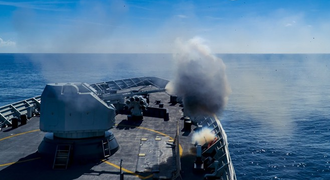 chinas weapons on bien dong sea and other hotspots