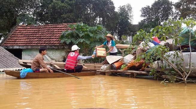ASEAN Foreign Ministers issue statement on floods, landslides in Southeast Asia