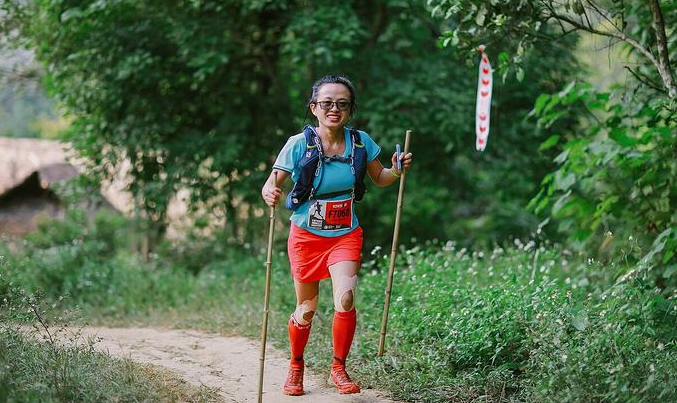 first vietnamese trail runner tops continental racing chart