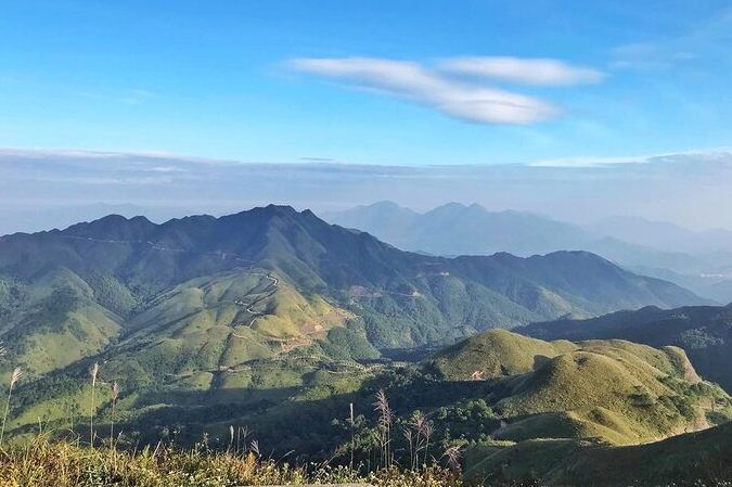 Binh Lieu in reed season: A highly recommended destination for weekend trip