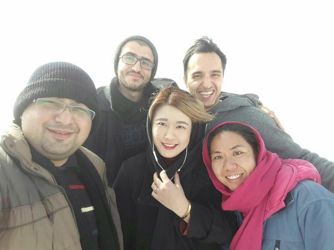 Vietnamese master married an Iranian on marriage commitment worth 100 gold ounces