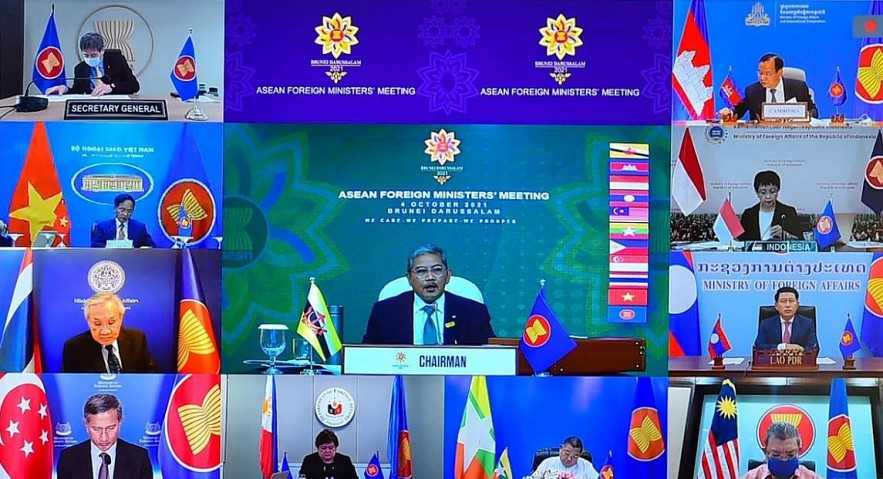 Vietnam Calls For Boosting Cooperation Between ASEAN and China in South China Sea Issue