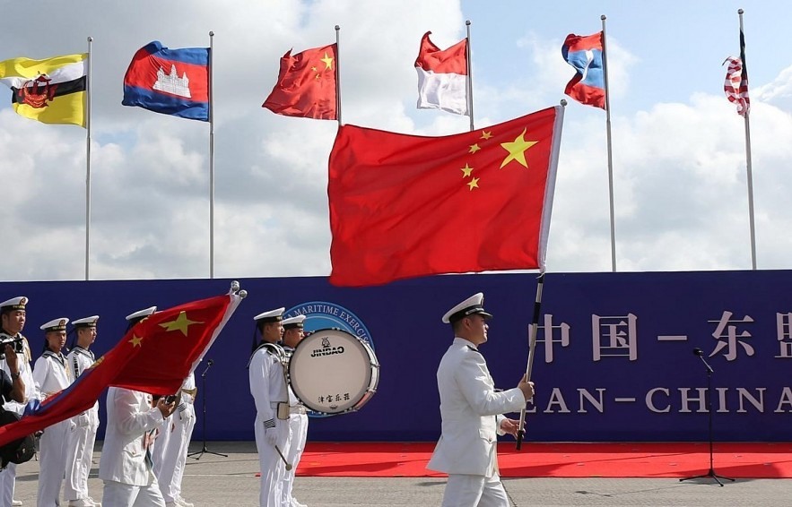 Promoting Substantive And Effective Code of Conduct in The South China Sea