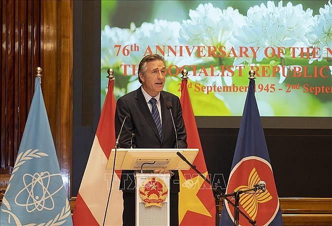 Highlighting the Triumphs of Vietnam - Austria Relations