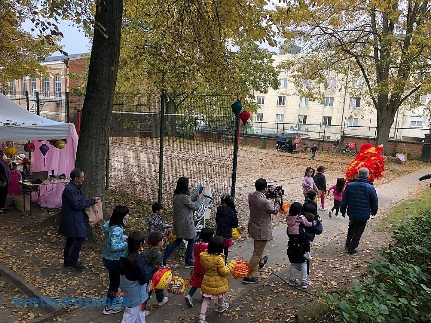 Nostalgia and National Pride at Vietnam Family Festival in Belgium