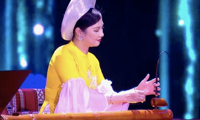 Vietnamese Monochord Featured on Middle East Traditional Music Show