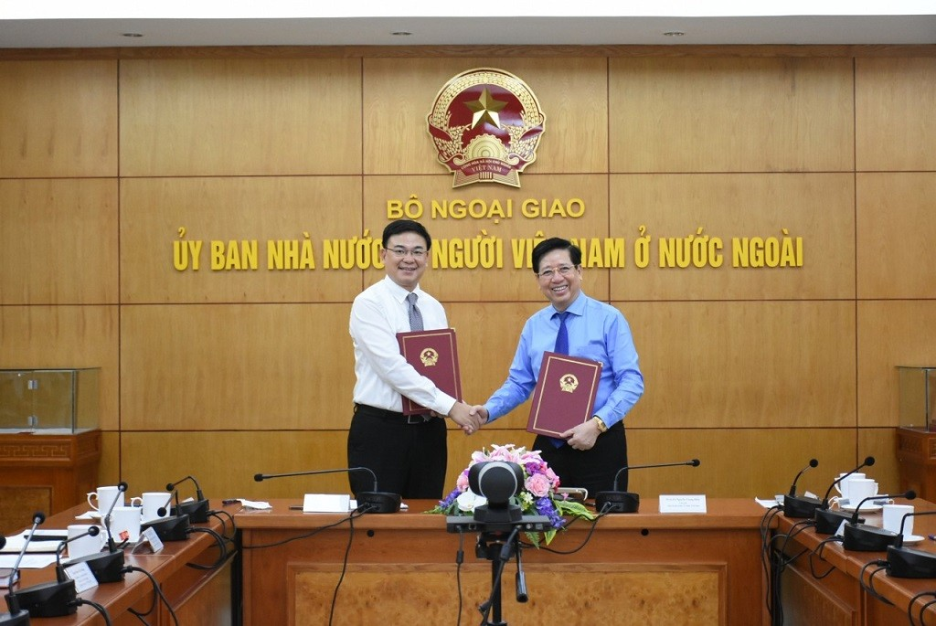 Overseas Propose Building Abroad Consumption Network for Vietnamese Goods