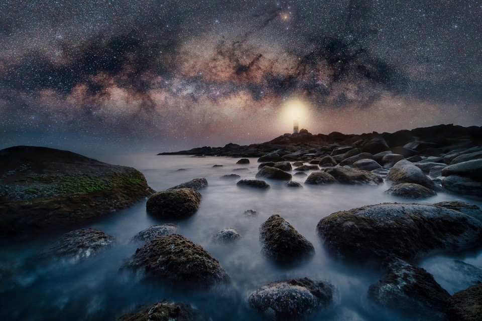 Magical Photos of Milky Way Across Vietnam