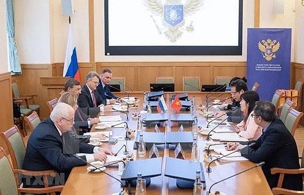 Vietnam, Russia Eye Stronger Ties In Education, Training