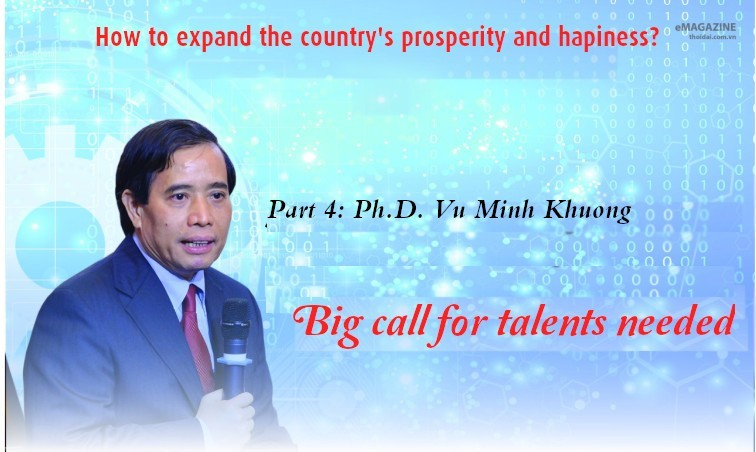 Big Call For Talents Needed