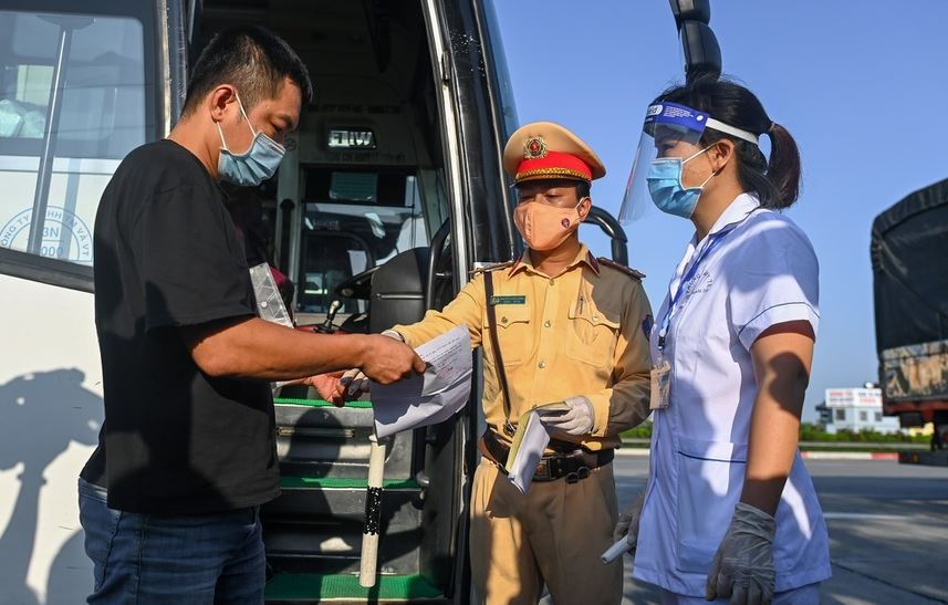 Vietnam Covid-19 Updates (October 23): Daily Count Rises Nearly 4,000
