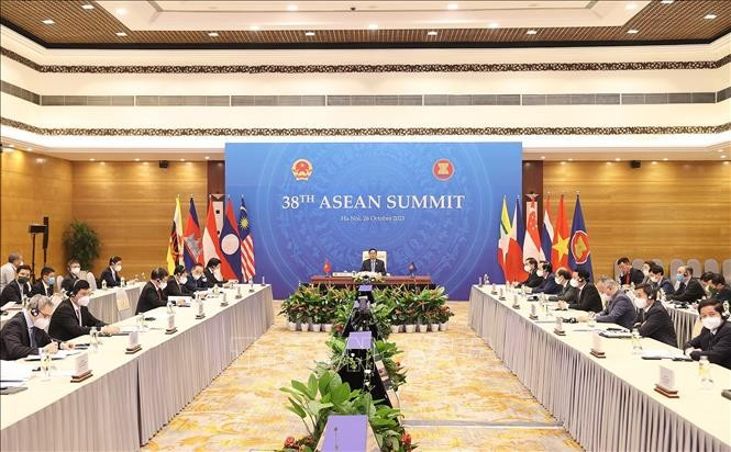 Vietnam Proactively and Responsibly Contributes to ASEAN's Common Affairs