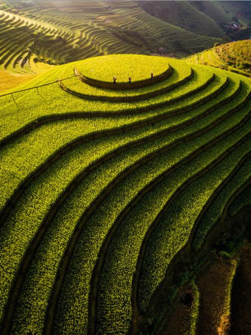 Mu Cang Chai gains its rank in Big 7 Travel's world top destinations