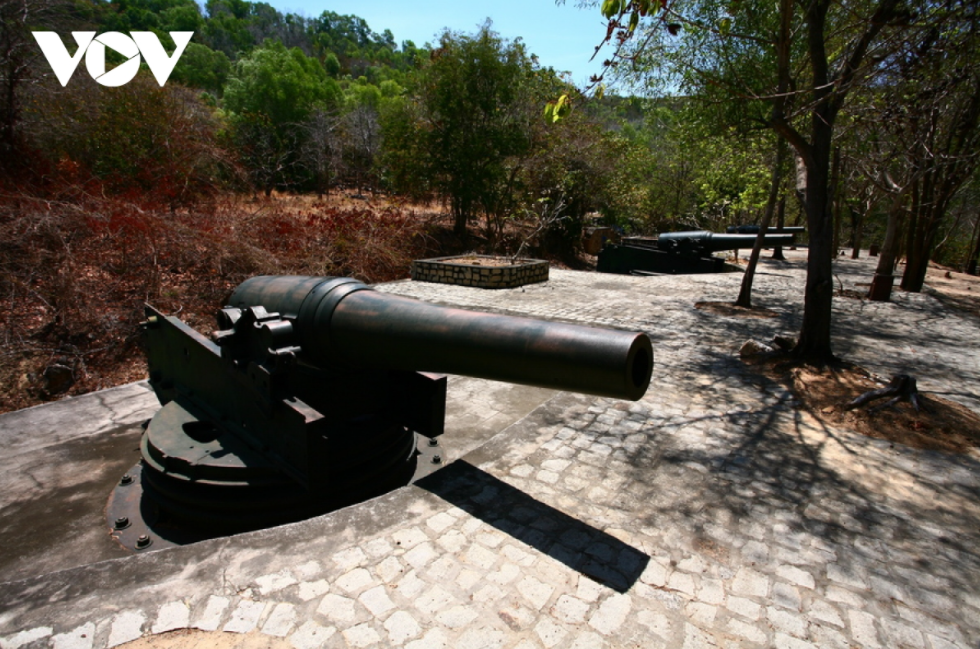 Indochina's biggest ancient artillery battle in Vung Tau