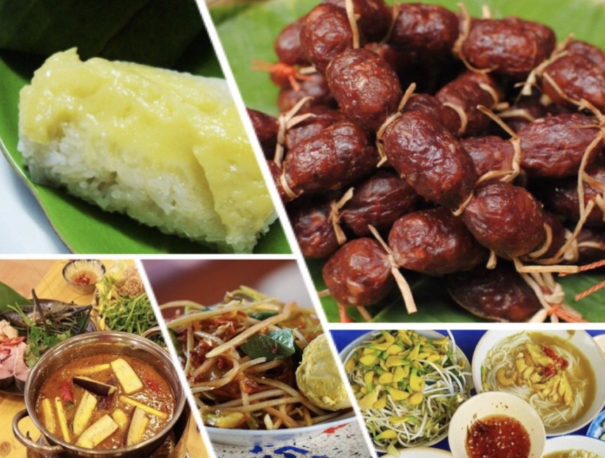 recommendations on an giang must try dishes