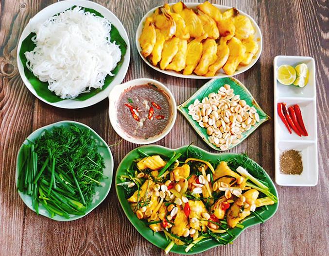 Perfect recipe for the legendary Hanoi's