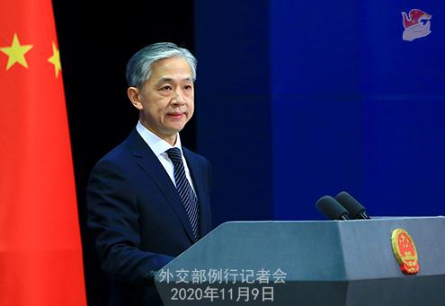 why hasnt china congratulated joe biden as president elected