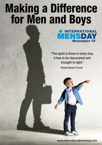 international mens day when and why do we celebrate