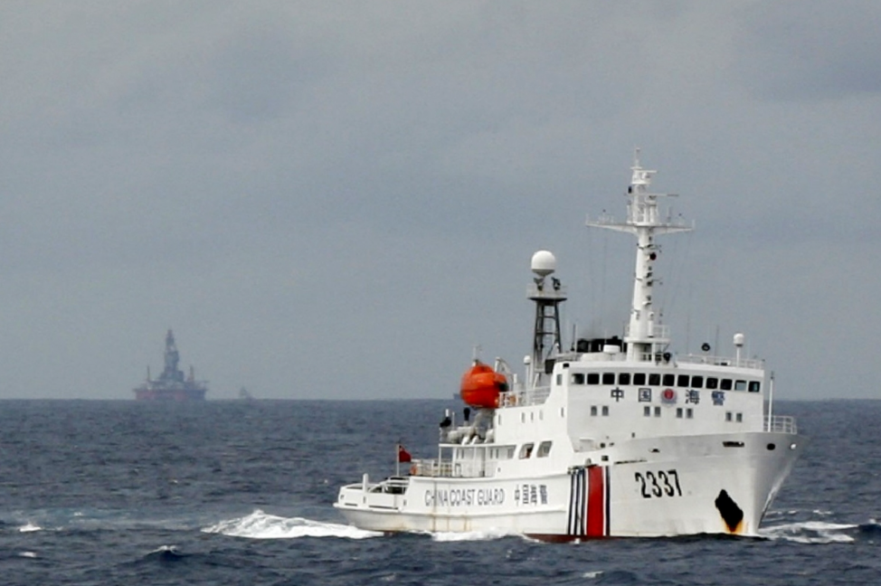 Concern raised over China's permission toward its Coast Guard' rights to use arm force
