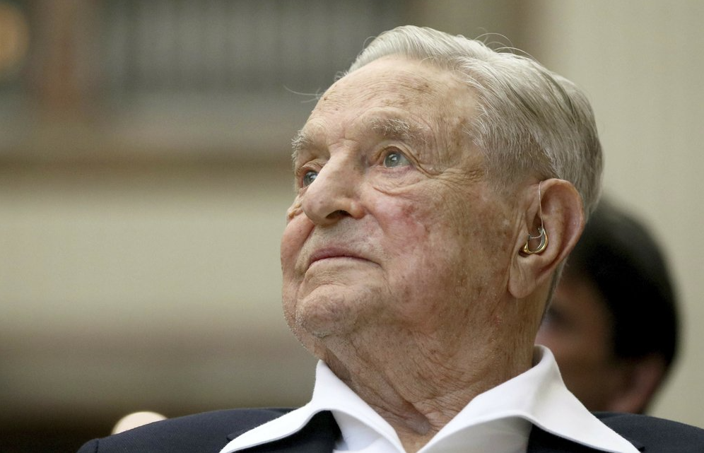 who is george soros us billionaire claimed to be arrested for election interference