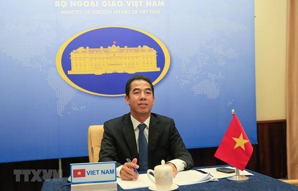 vietnam kazakhstan political consultation held virtually