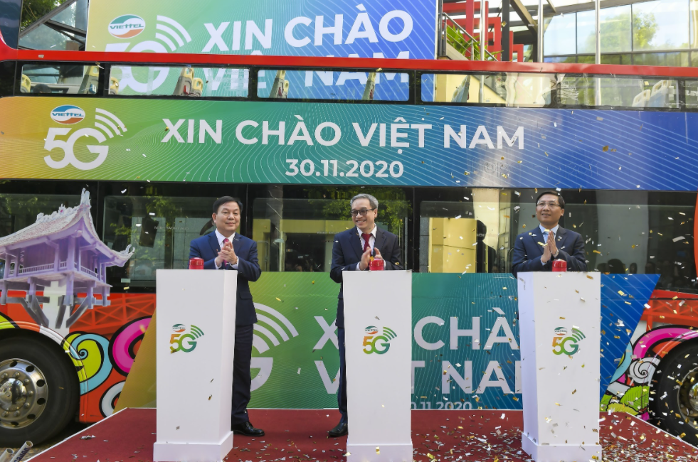 viettel caught international attention as the first 5g provider in vn