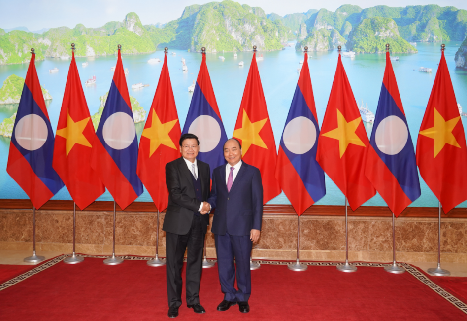 vietnam laos inter governmental committee holds 43rd meeting