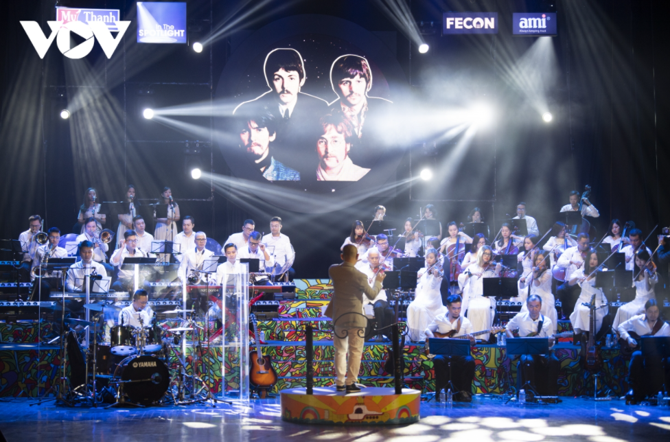 the beatles symphony music concert a night of unforgettable memories and emotions