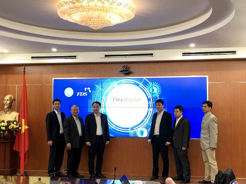 mic introduced flex digital to support e government development
