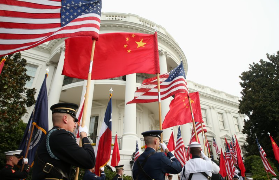 china condemns us new sanctions relating to hong kong and taiwan arms sale