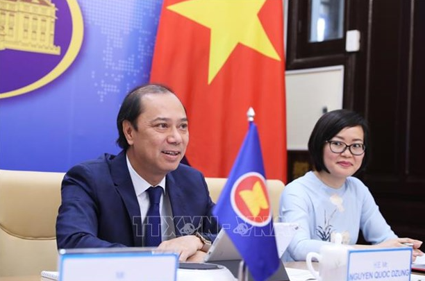 vietnam china co chair 18th east asia forum on december 10