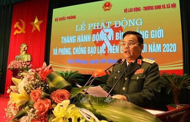 Video:UN representatives thanks Vietnam for halting gender-based violence